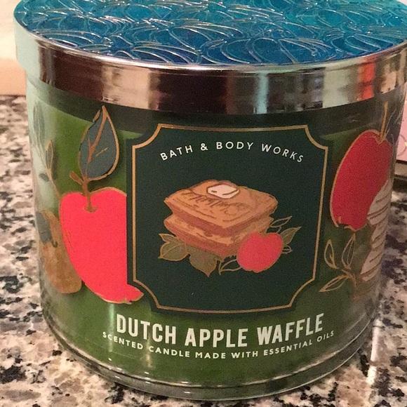 🍏 Bbw Dutch apple candle